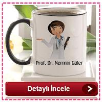 Bayan doktora hediye