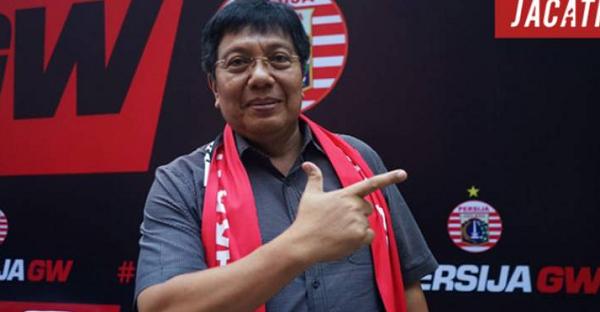 Gede Widiade: Ada Sekelompok Orang Yang Ingin Rugikan Persija Jakarta