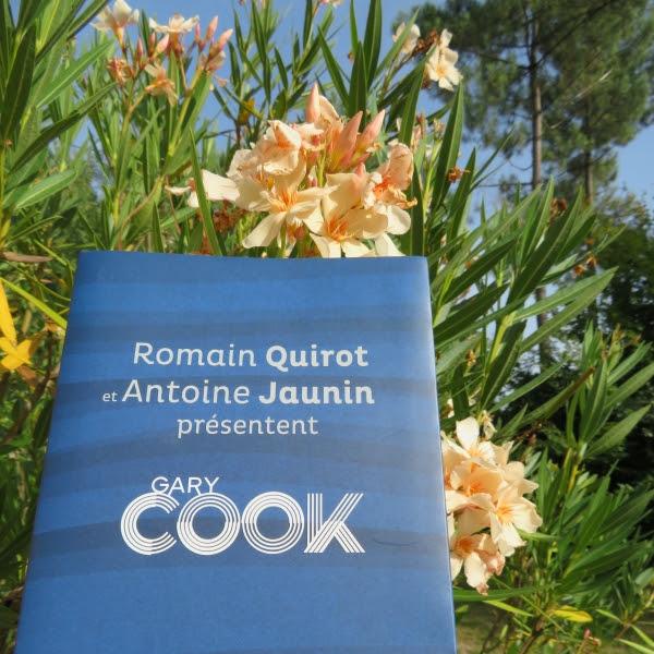 Gary Cook, tome 1 : Le pont des oubliés de Romain Quirot et Antoine Jaunin