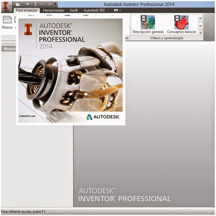 Descargar Autodesk Inventor professional 2014
