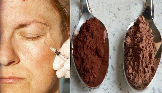 Με αυτή τη μάσκα θα ξεχάσετε Botox: Εφαρμόστε τη μια φορά και Θα γίνετε Μάρτυρας ενός θαύματος!