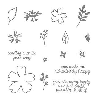 Stampin'UP!'s Love & Affection Stamp Set