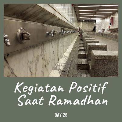 Kegiatan Positif Saat Ramadhan
