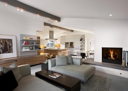 art d co id e salon moderne contemporain. Black Bedroom Furniture Sets. Home Design Ideas