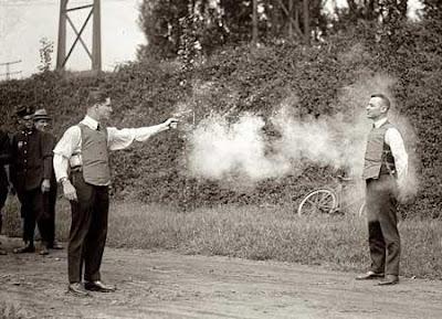 Kebohongan Adegan Tembak Menembak Dalam Film Action