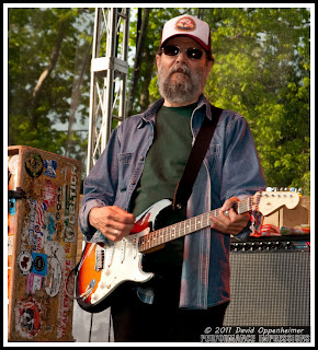 Michael Falzarano with New Riders of the Purple Sage