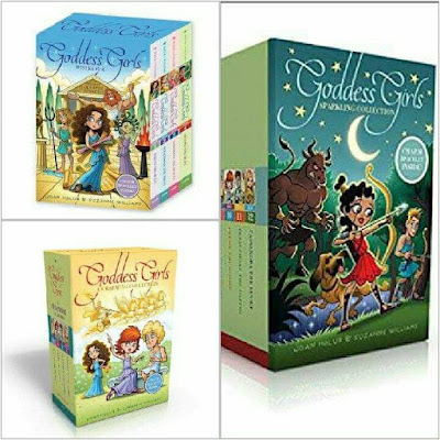 Goddess Girls Books Box Sets Susanne Williams