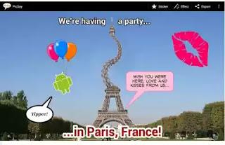 Picsay aplikasi edit foto