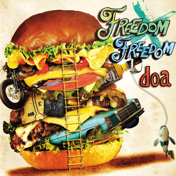 [Album] doa – FREEDOM x FREEDOM (2016.01.27/MP3/RAR)