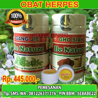 Berapa Harga Obat Herpes Gangjie Ghosiah Di Pringsewu Lampung