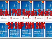 Modul PKB Kepala Sekolah SD SMP SMA SMK Tahun 2018