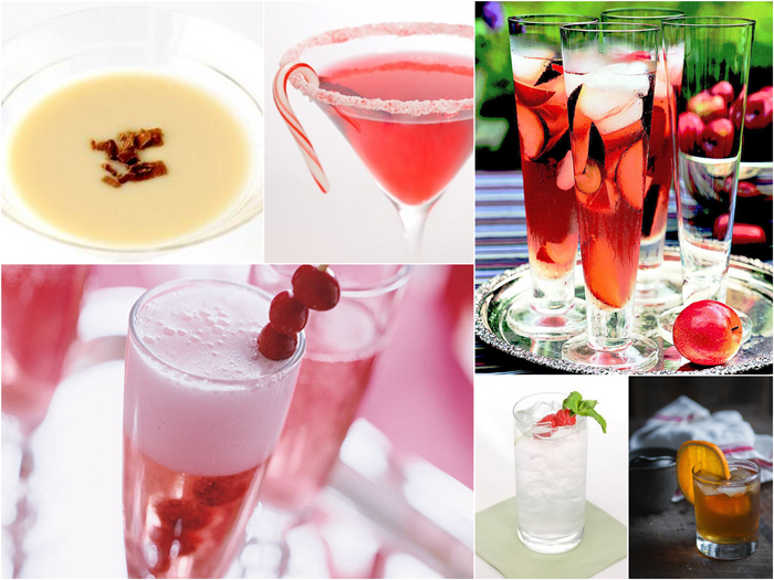 6 Festive Cocktail Recipes