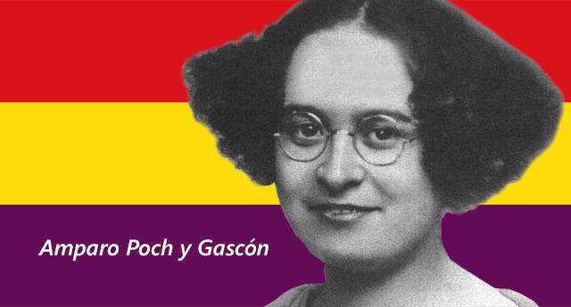 Amparo Poch y Gascón