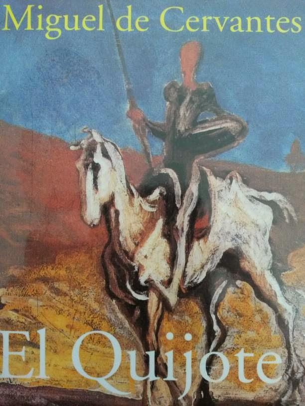 El Quijote de Miguel de Cervantes