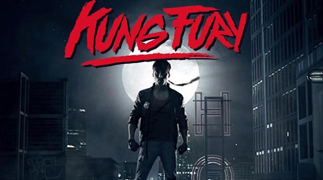 KUNG FURY by David Sandberg
