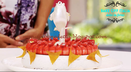 Torta Pesce Fuor d'Acqua ricetta Ernst Knam da Bake Off Italia 5