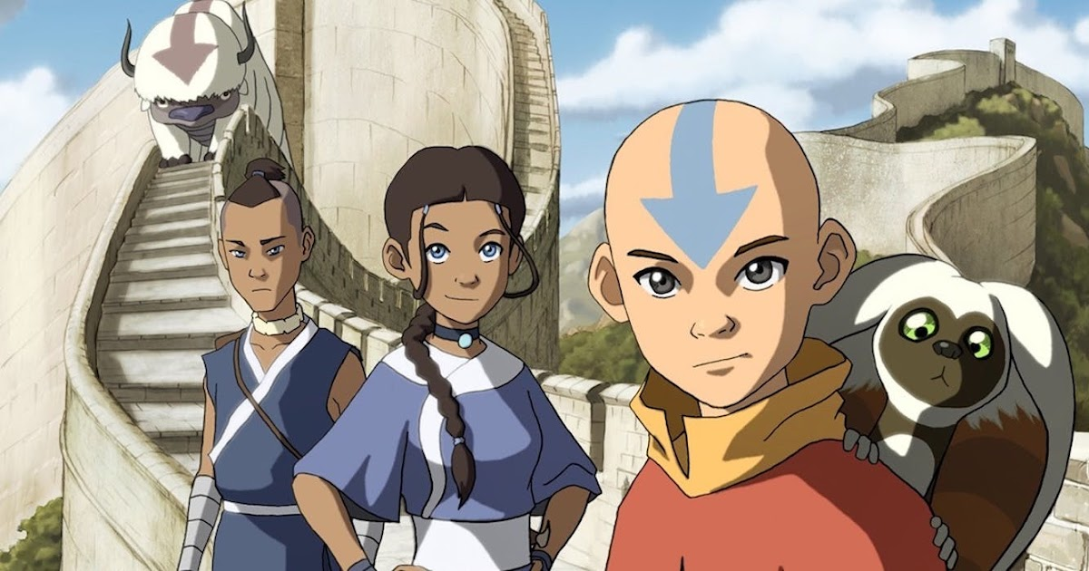 Nickalive Netflixs Avatar The Last Airbender Remake To Have