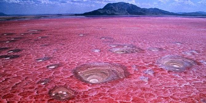 6 tempat di dunia ini tampak seperti dihuni oleh makhluk asing