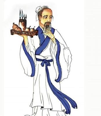 หมอฮัวโต๋ (Hua Tuo: 华陀)