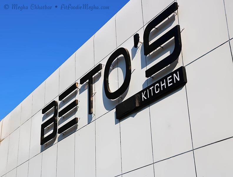 Beto S Bar Kitchen