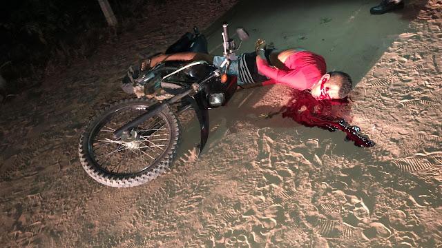 Ex-presidiário é assassinado a tiros em Santa Rita