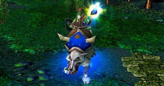 Holy Knight | Chen DotA 1 | DotA Allstars