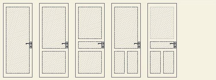 SINAR OMEGA Aluminium: Harga Daun Pintu Aluminium Panel ...