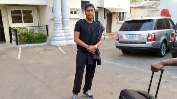 Arsenal star, Iwobi, suffers food poisoning in Eagles camp