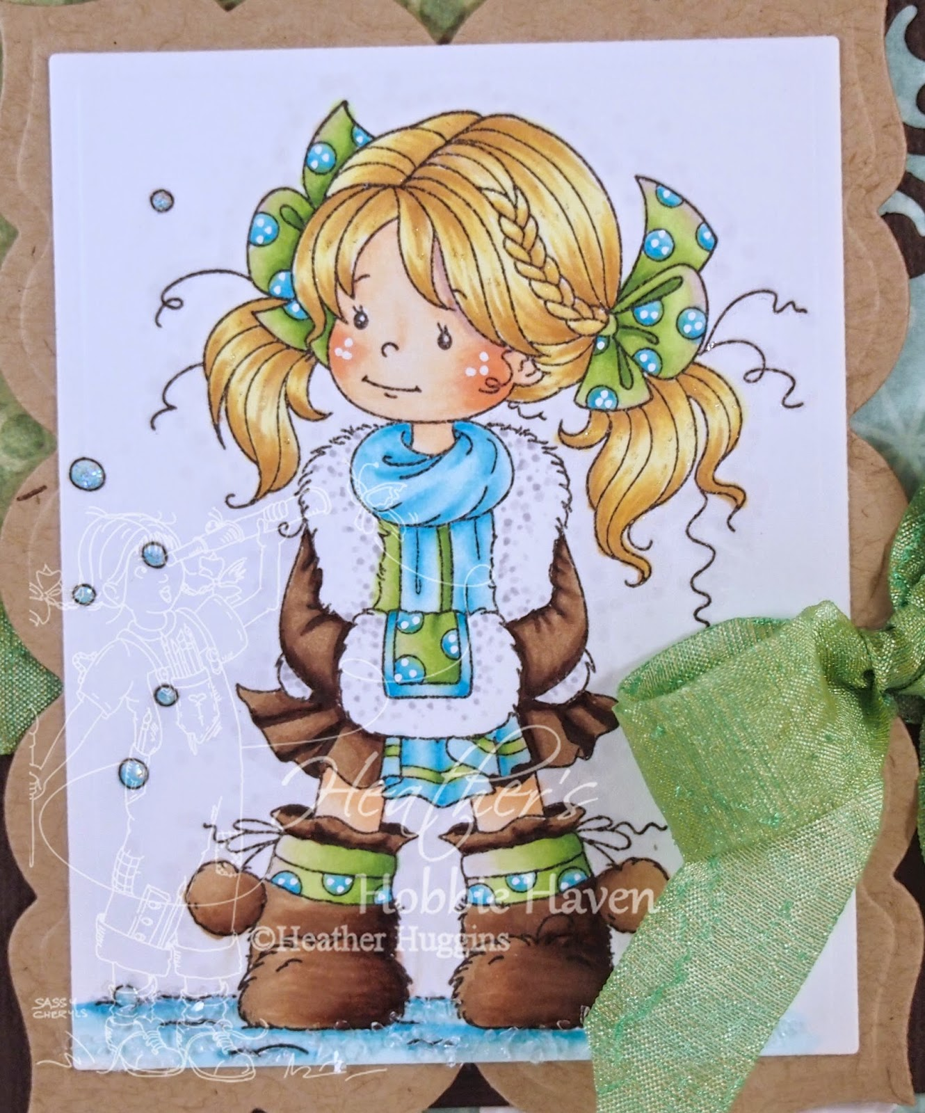 Heather's Hobbie Haven - Heidi Card Kit