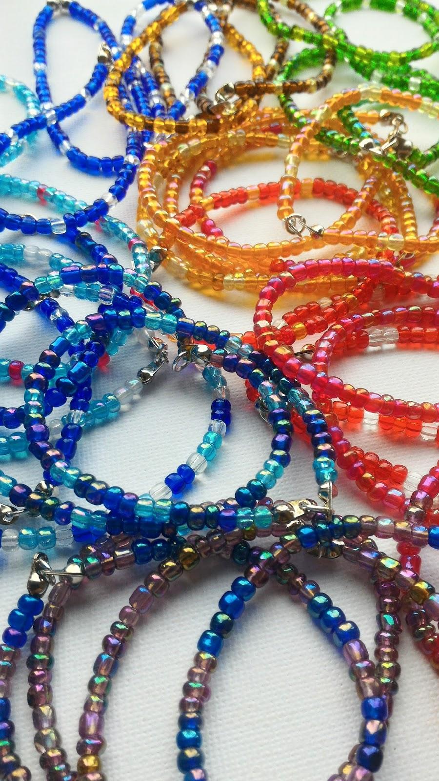 Chagaz Et Vous Bracelet En Perles De Rocaille Facile Et Rapide Diy Tuto