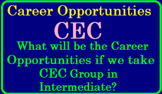 What will be the Career Opportunities if we take the CEC Group in Intermediate? What will be the Career Opportunities if we take the CEC Group in Intermediate? | What are the options after completing intermediate taking CEC (commerce, economics, civics) group? | What are the jobs available in CEC group? | What are the government jobs for inter with CEC Group? | After cec what have to do for high salary jobs - Career Guide | What are the jobs available in CEC group? | what-will-be-career-opportunities-if-we-take-CEC-group-in-intermediate. Here we are providing a pdf in which complete information will be there regarding courses to be taken if we choose CEC group in Intermediate and also information about the career opportunities , what type of jobs we can choose if we take CEC Group in Intermediate/2019/05/what-will-be-career-opportunities-if-we-take-CEC-group-in-intermediate..html