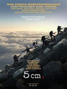 Download Film Indonesia 5 CM Bluray Gratis