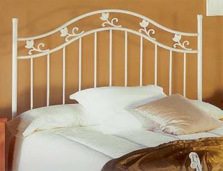 Cabecero cama, cabecero de aluminio, cabecero cama de 135 y 150