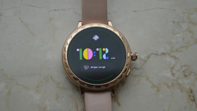 ساعة ذكية جديدة Scallop Smartwatch 2