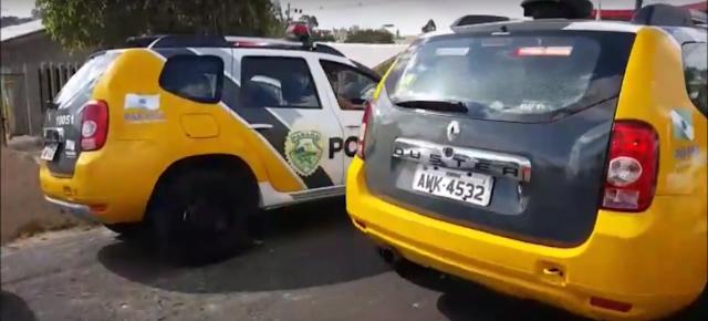 Caminhoneiro é executado na porta da  empresa em Colombo