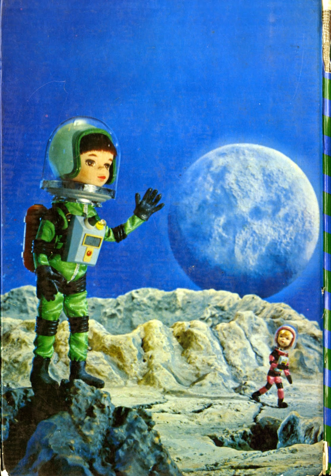 Books And Ephemera: A Rocket Trip To The