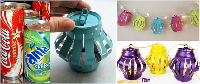 linternas-chinas-reciclaje-latas