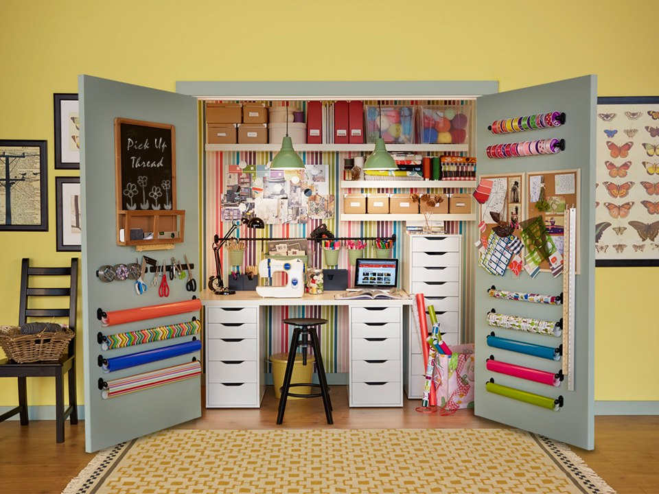 Choosing Sewing Room Ideas Simple Living Room