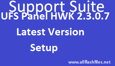 UFS-HWK-Support-Suite