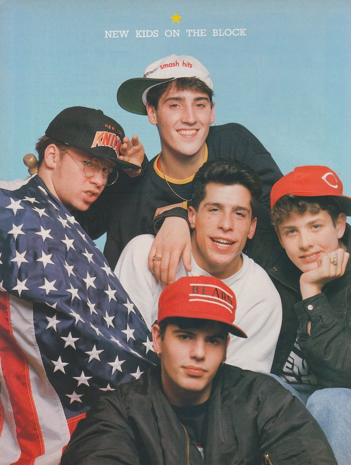 Top Of The Pops 80s: New Kids On The Block Smash Hits 1989