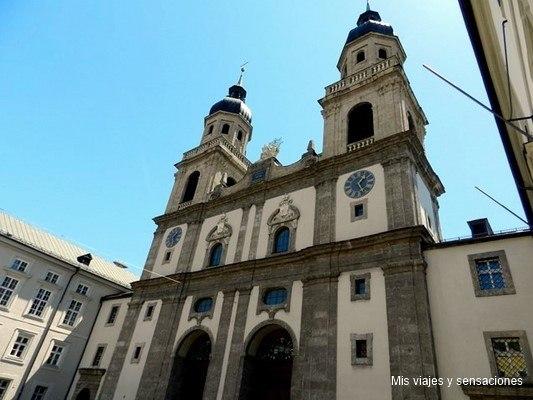 Iglesia de los Jesuitas, Innsbruck, Tirol, Austria