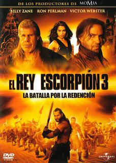 El Rey Escorpion 3: Batalla por la Redencion (2011) Online