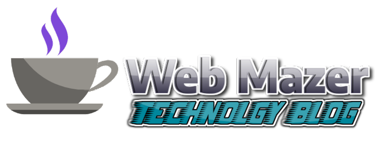 Web Mazer: Technology Blog