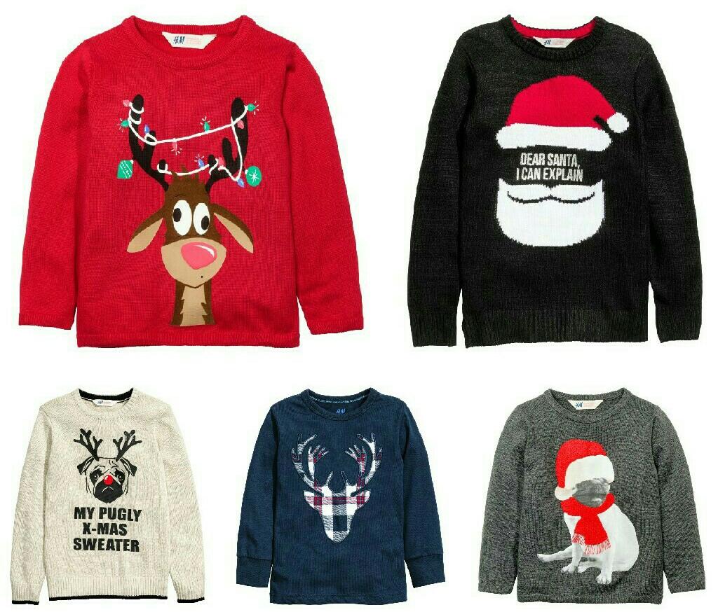 81cff4de4260 JULFLINGOR.....: Jultröjor på HM till barn
