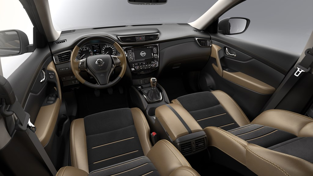 142852 1 5 rs H Nissan θα παρουσιάσει στο Σαλόνι της Γενεύης το QASHQAI και X-TRAIL σε πολυτελείς εκδόσεις
