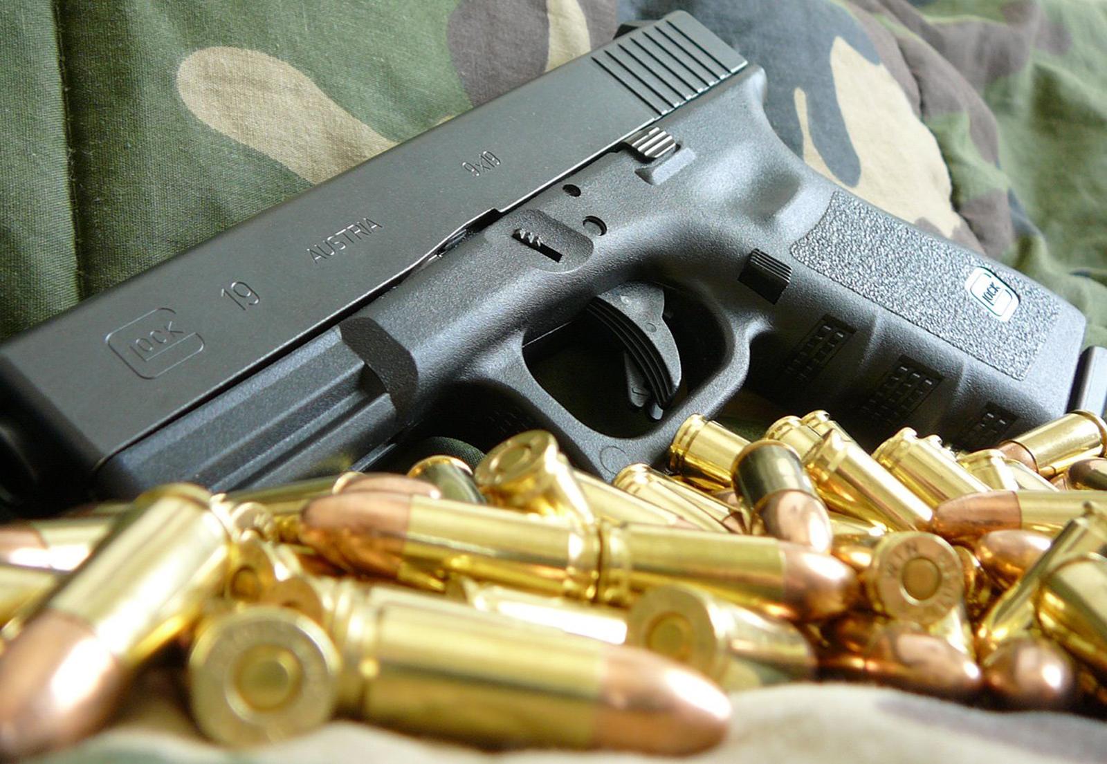 Guns Wallpaper Hd: Glock-19 HD Gun Wallpapers