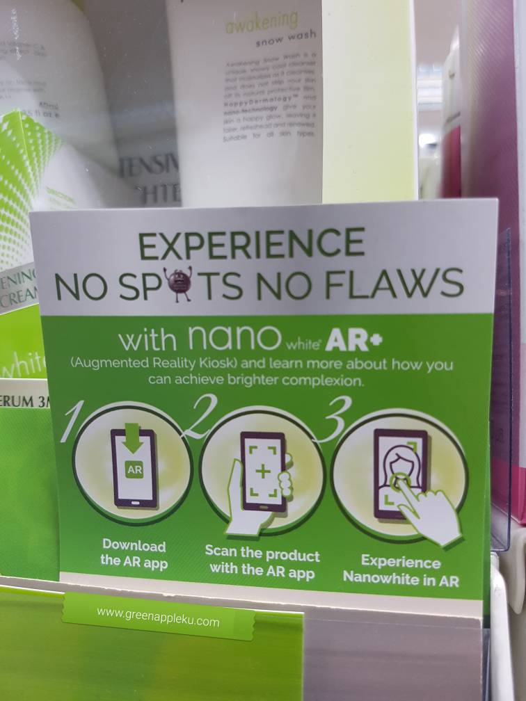 AR App NanoWhite