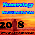 Numerology Report of year 2018