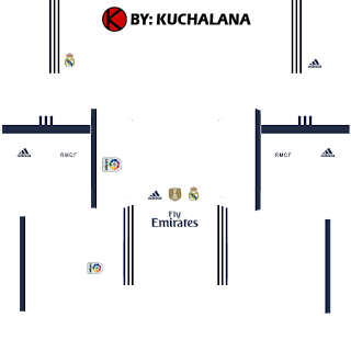 53ac9c47da2 Real Madrid Kits 2016 2017