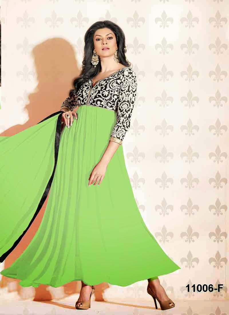 a964f9b0b5 Buy Anarkali Salwar Suits and Salwar Kameez Online India: Buy ...